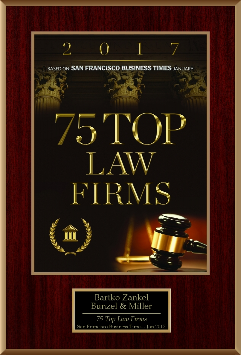 75 Top Law Firms Logo